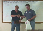 Rick Beatty NU7Z named 2002 VHFer of the Year