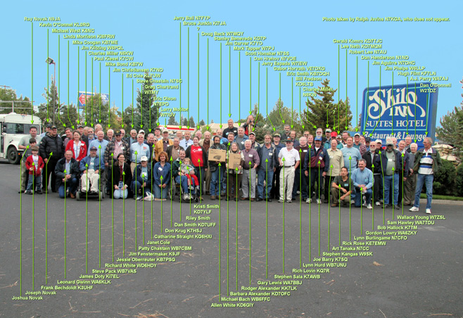2007 Conference Group Photo