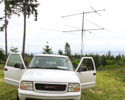 Pete N6ZE in the June VHF 2013 contest, Clinton, WA (CN87tw)