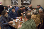 VHF breakfast at Poodle Dog on Feb 11th